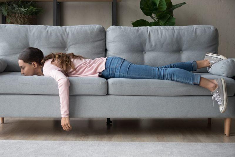 stress sleep problems