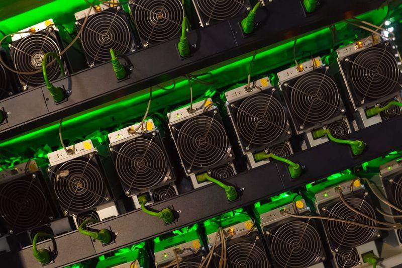mining rigs machines