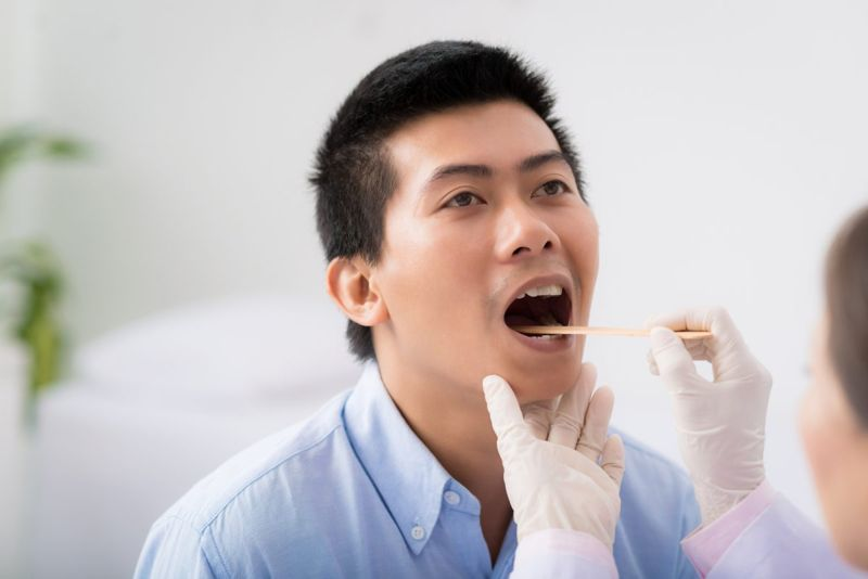 Behçet's disease tissue inflammation