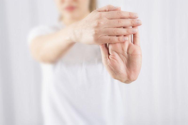 wrist stretch extension