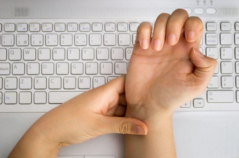 hook hand position