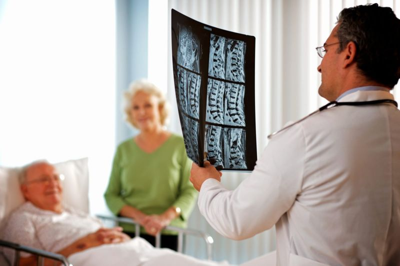 spinal surgery fusion