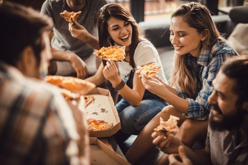 Pizza by the numbers