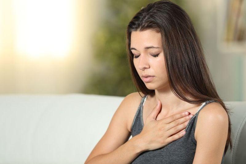 tachycardia increased heart rate