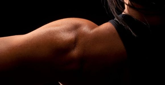 The Shoulder Muscles and Their Movement