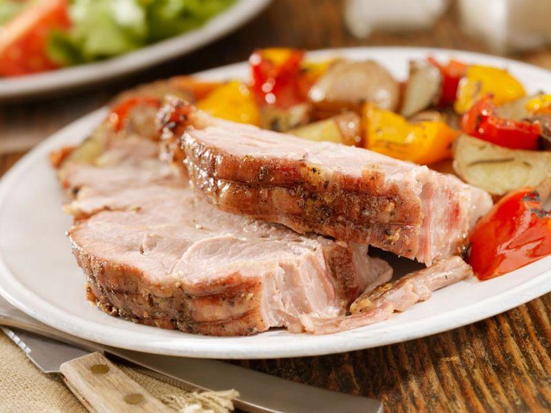pork fat high in vitamin D