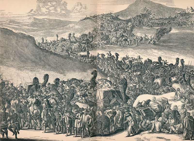 Mansa Musa to Mecca