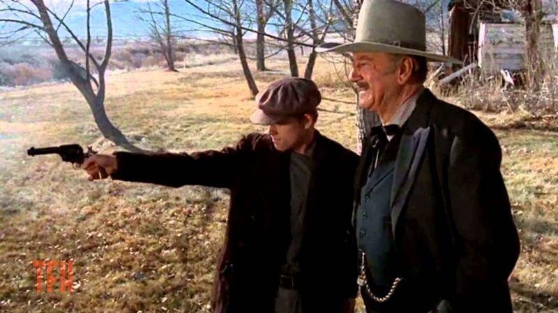 The Shootist 1976 western