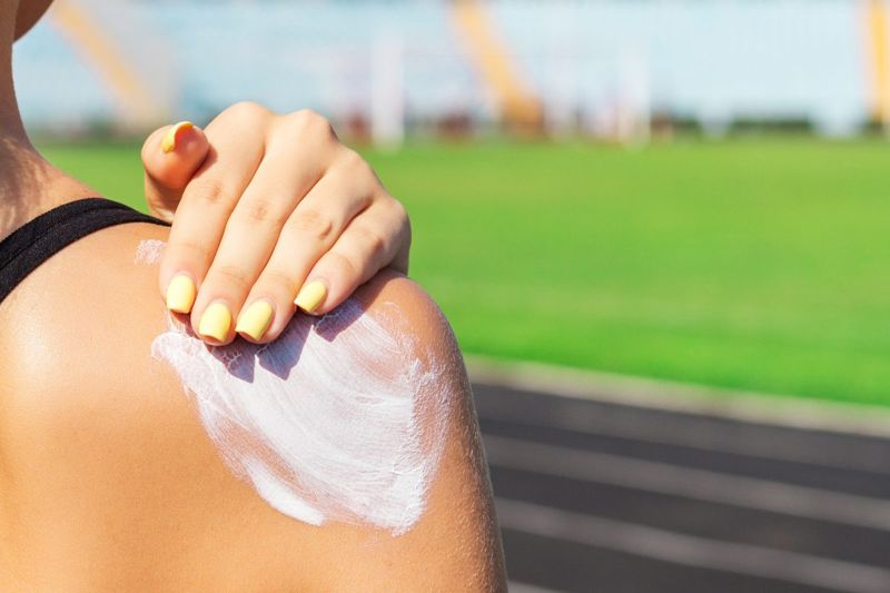 Summer sun safety for runners