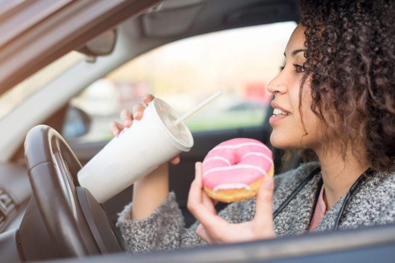 diet sugar donut soda