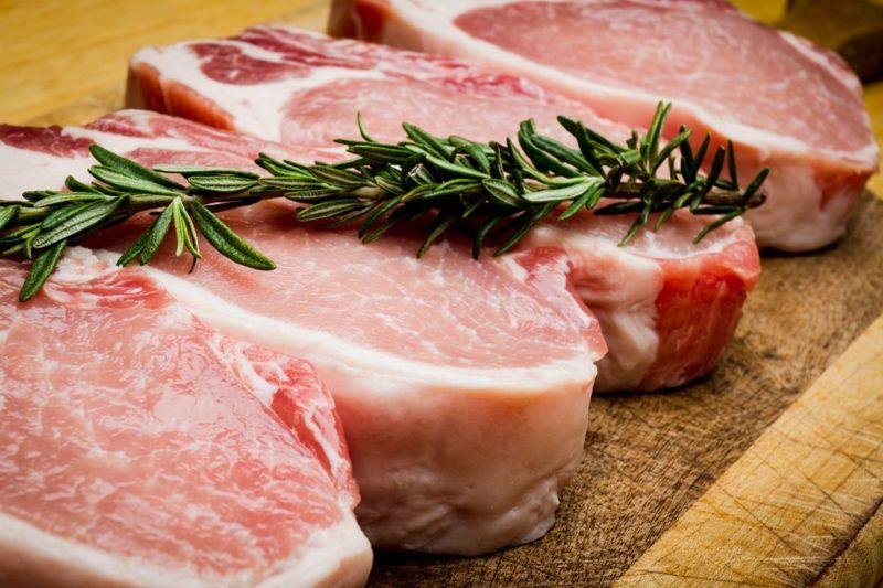 pork chops thiamine metabolize glucose
