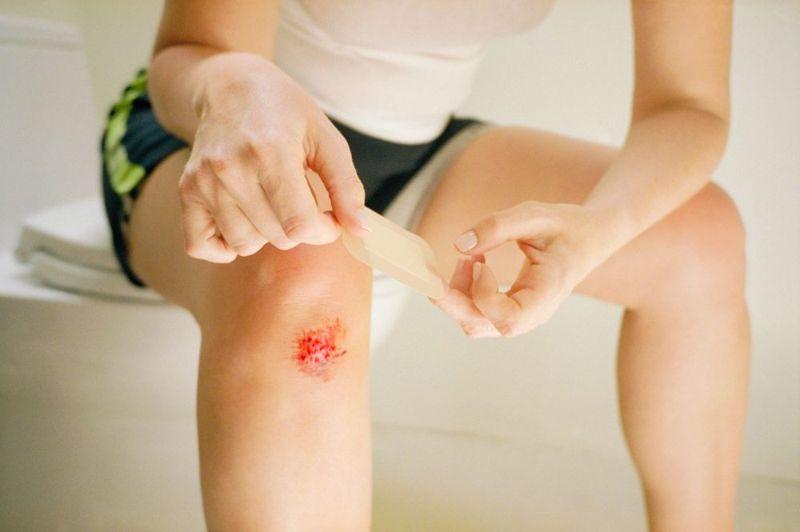 rosehips can speed healing