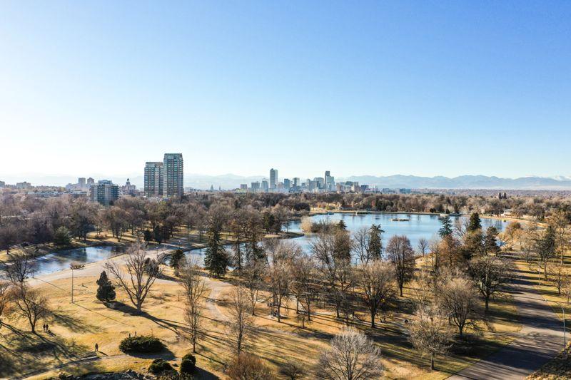 City Park, Denver, Colorado, United States
