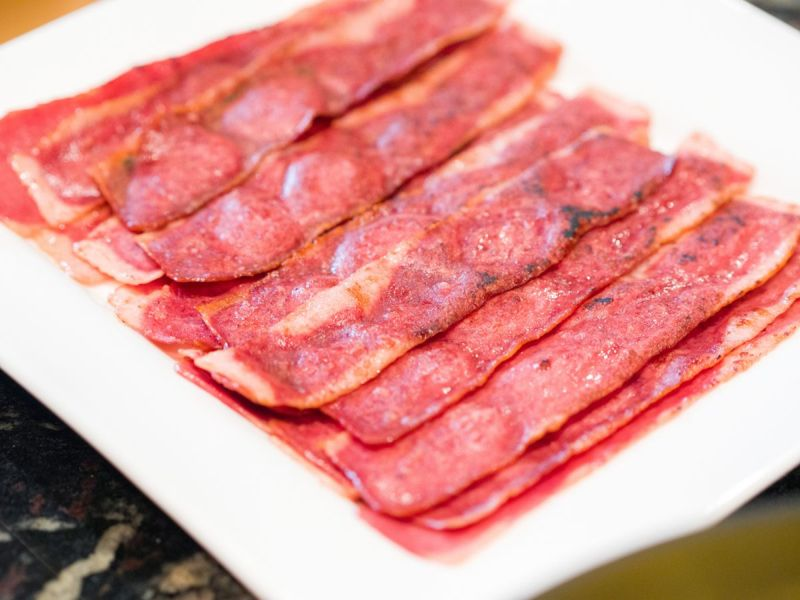 turkey bacon healthy