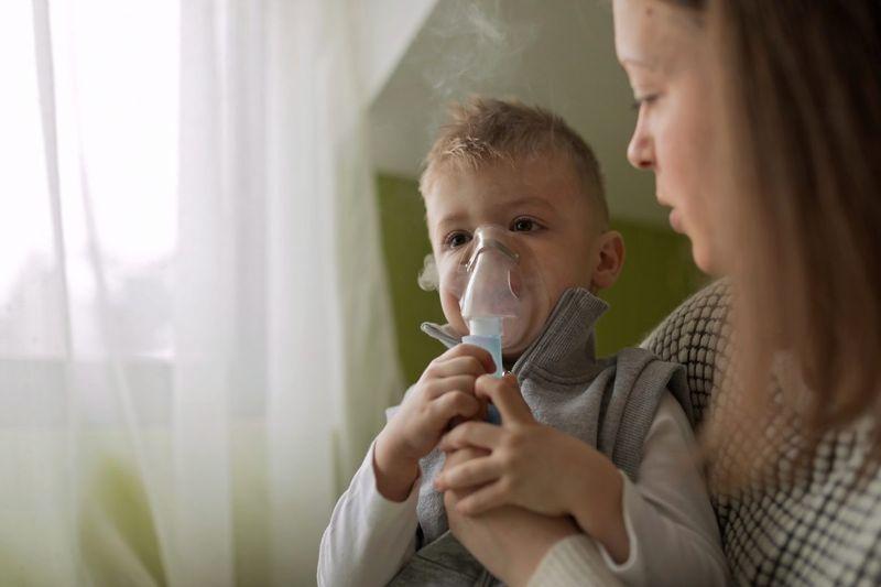 oxygen breathing treatment