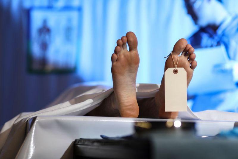 rigor mortis causes goosebumps