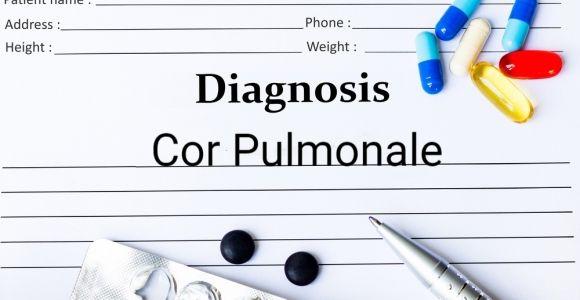 Cor Pulmonale: Right-Sided Heart Failure