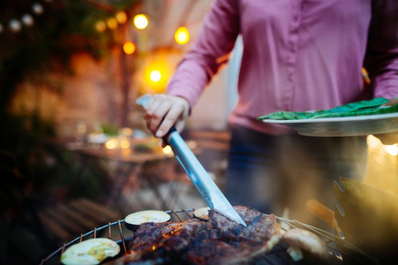 Prepare to eat plenty of red meat on the Paleo diet.