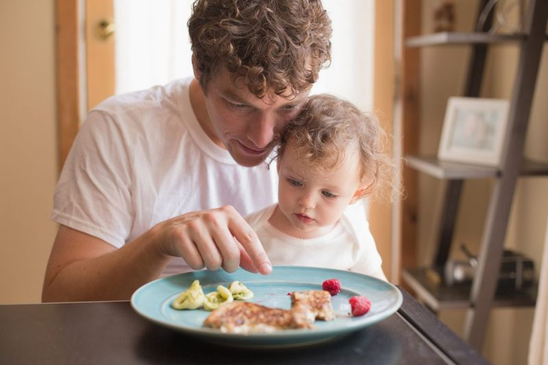 baby-led weaning food