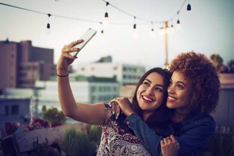 online sharing posts