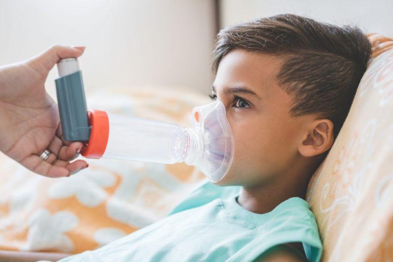 inhaler spacer child