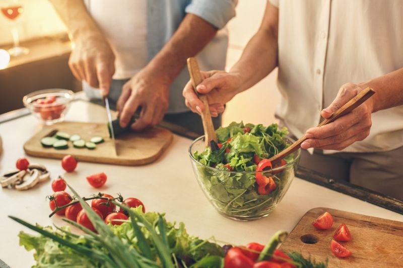 healthy diet salad