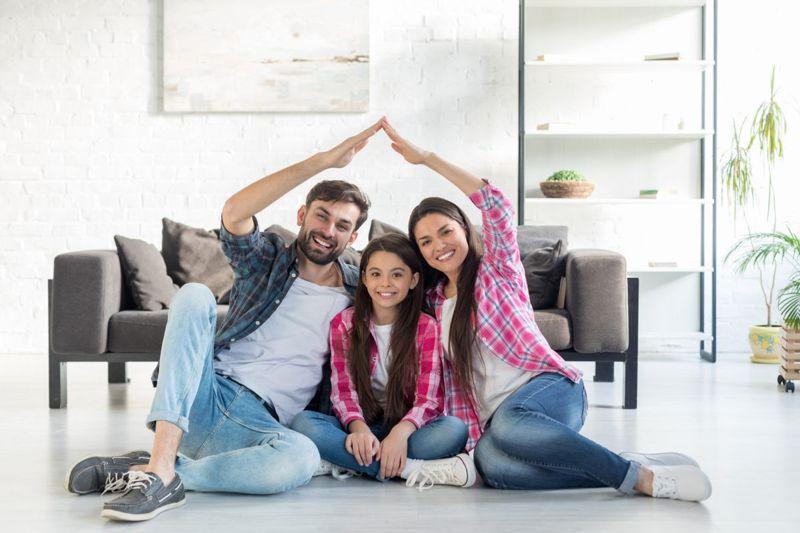 Family feeling safe