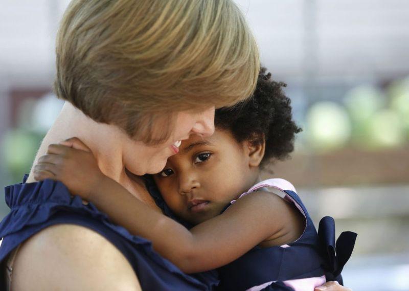 adoption psychologically healthy biological child