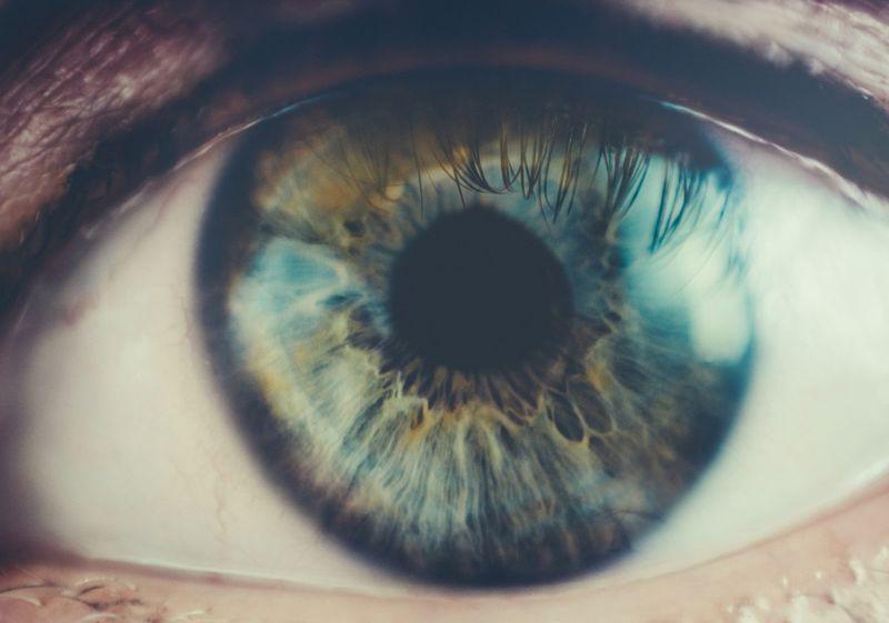 unique, biometric scan, iris, identification