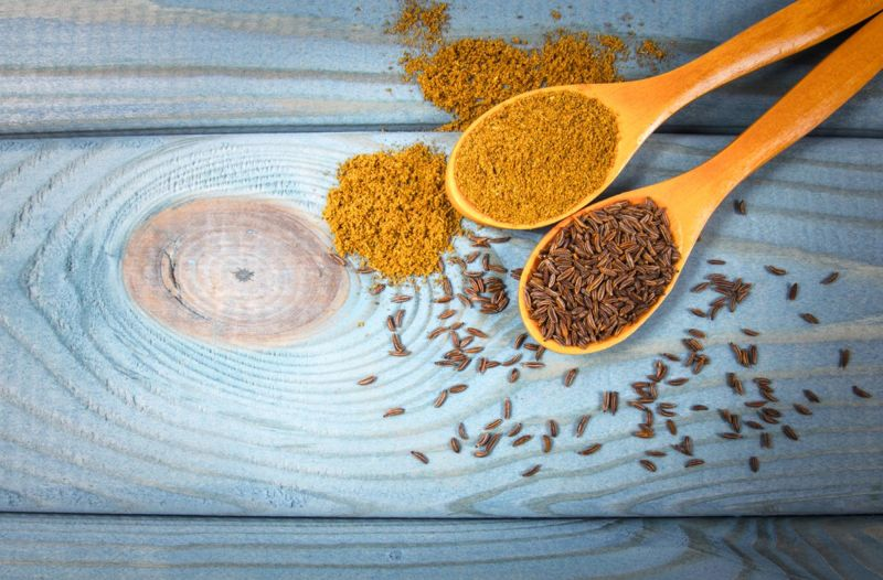 ground cumin seeds