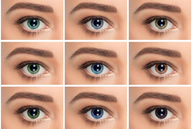 eye color, brown, melanocyte, pigment