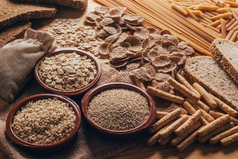 whole wheat polyphenols