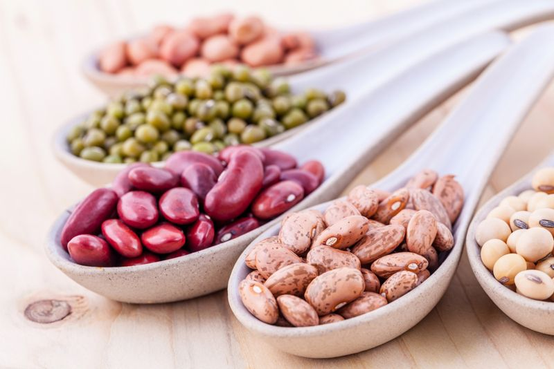 beans are high in polyphenols