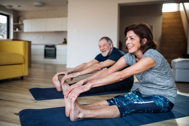 Musculoskeletal Pain Prevention Safety Stretching