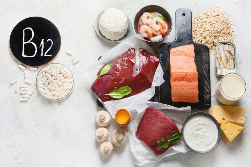 B12 Foods Animal Products Multivitamins