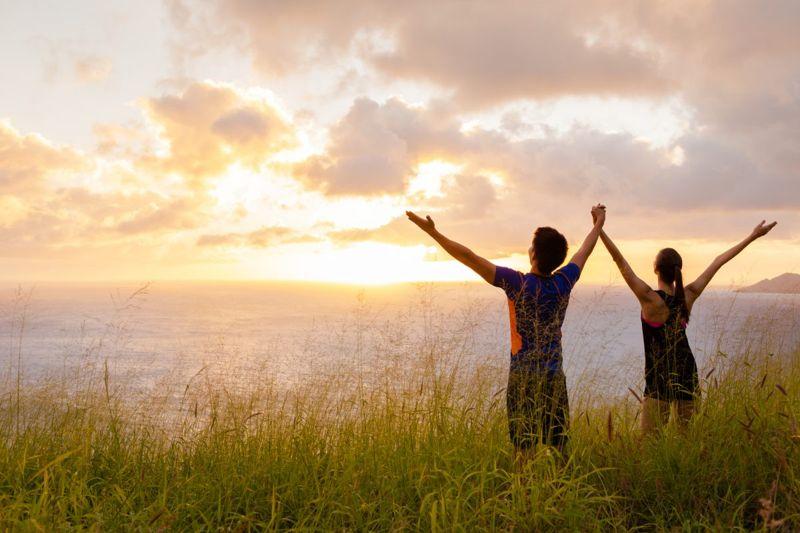 higher power spiritual intimacy couple