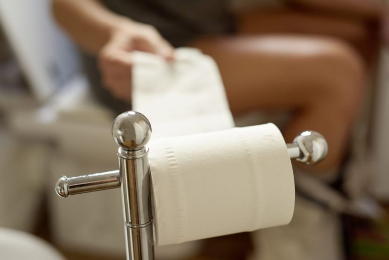 bowel movement typical color stool