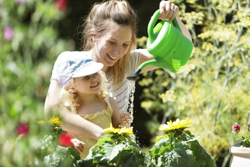 enhances life satisfaction gardening mental health