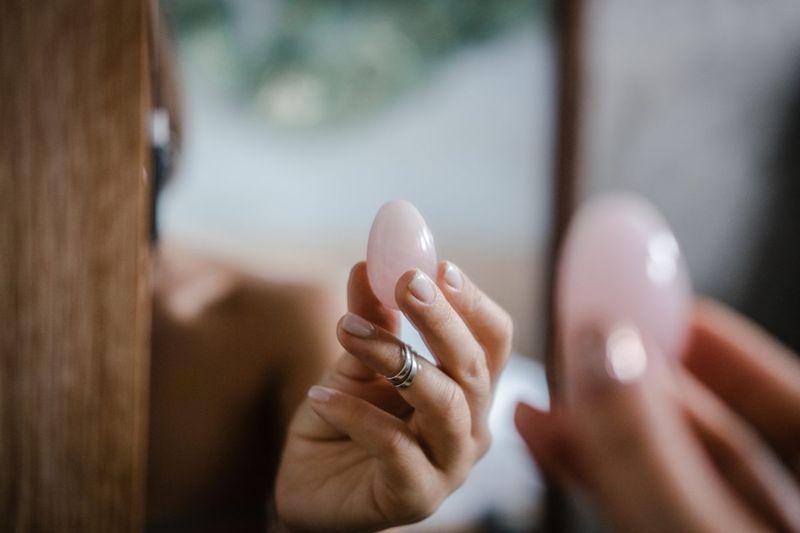yoni egg detox