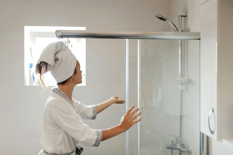 COPD routine cold showers