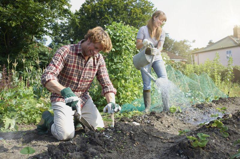 strengthen muscles coordination balance gardening