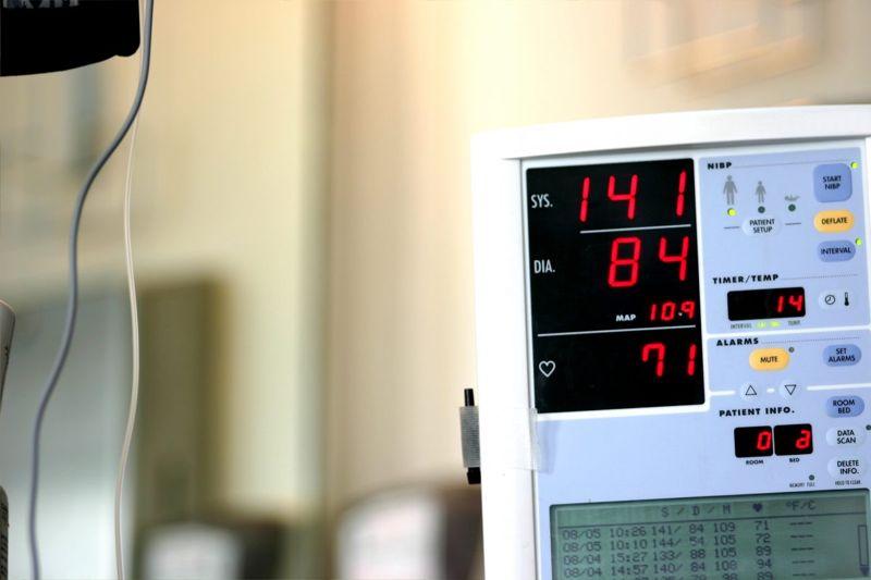 measuring pulse pressure