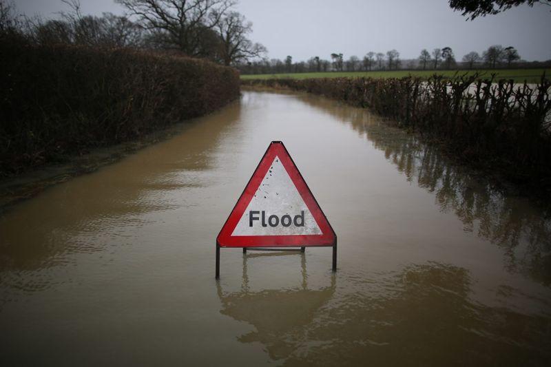 england uk flooding