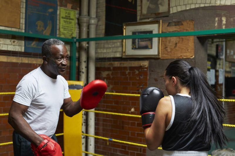 boxing training risk factor
