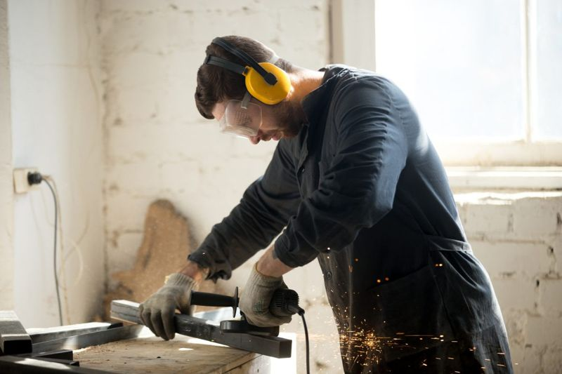 Appropriate hearing protection can prevent eardrum rupture.