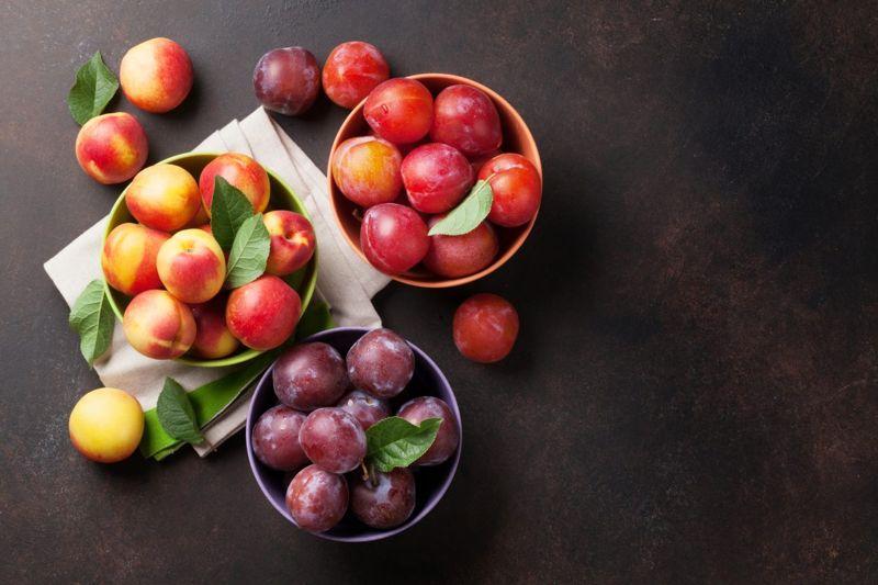 stone fruits metabolic syndrome peaches