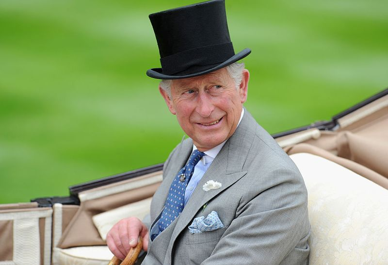Prince Charles, Prince Of Wales attends day one of Royal Ascot at Ascot Racecourse on June 18, 2013 in Ascot, England.