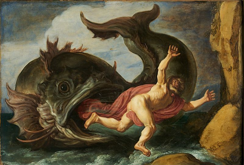 Pieter Lastman - Jonah and the Whale - Google Art Project
