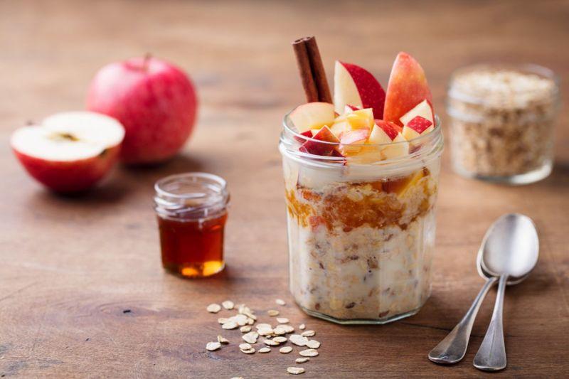gut microbiota constipation fruit oatmeal