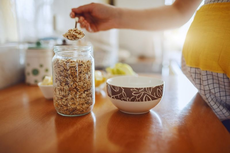 oat plant reduces inflammation pregnancy